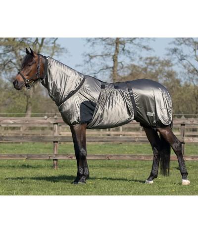 QHP Eczemasheet Comfort Grey