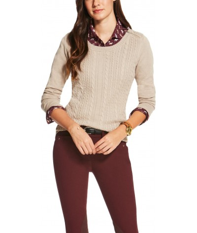 Ariat Suplimo Cable Knit