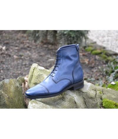 Secchiari Ankle Boots Antique