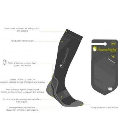 Samshield Sock 2 print