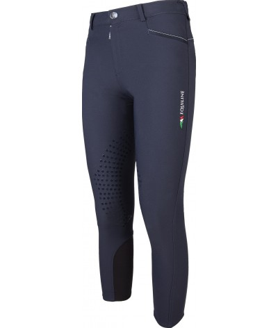 Equiline Riding Breeches Frank Half Grip