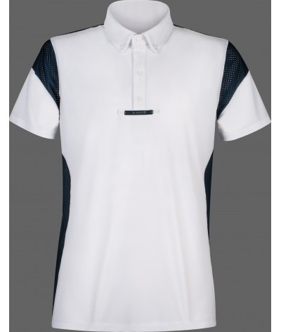 Equiline Men's Competition Shirt Siamon