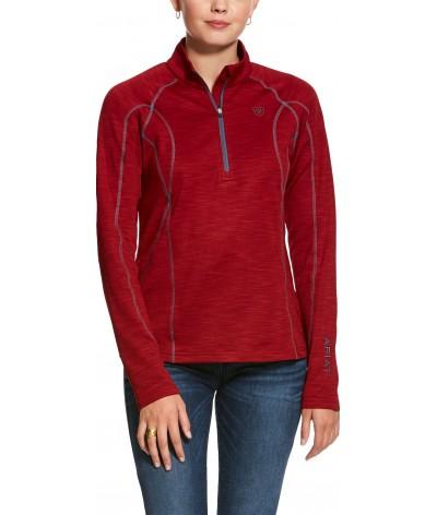 Ariat Women's Conquest 2.0 1/2 Zip Sweatshirt