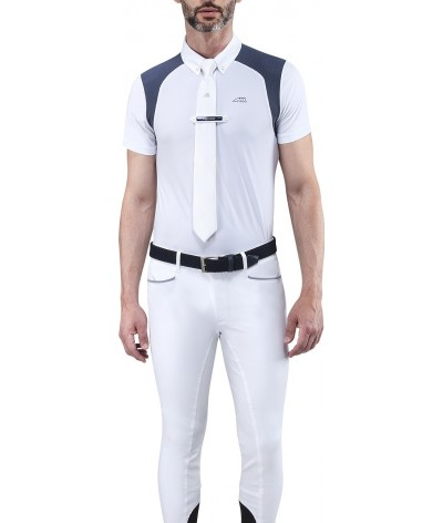 Equiline Men's Competition Shirt Elio