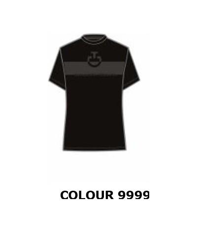 Cavalleria Toscana Adhesive Logo Cotton T-shirt
