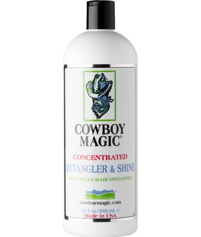Cowboy Magic® Detangler & Shine 944ml